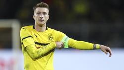 Marco Reus ist trotz des Sieges gegen Mainz nicht zufrieden