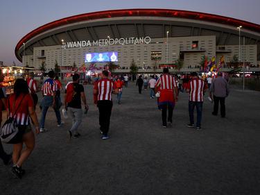 El Wanda Metropolitano acogerá la final de la Liga de Campeones. (Foto: Getty)