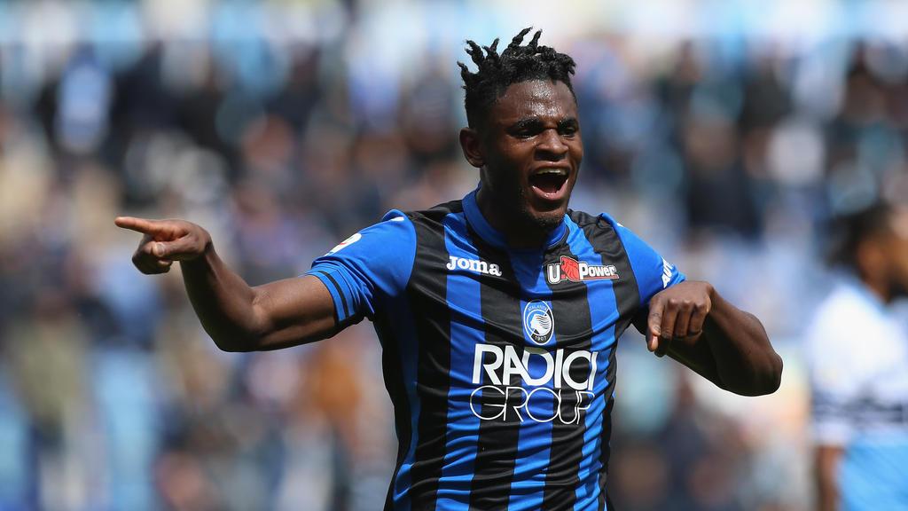 Zapata quiere llevar al Atalanta a Champions. (Foto: Getty)
