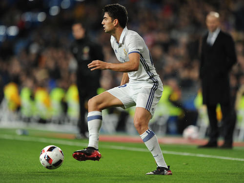 Künftig für Alavés am Ball: Enzo Fernández