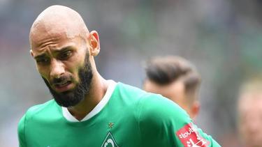 Ömer Toprak sollte Werder in der kommenden Woche wieder zur Verfügung stehen
