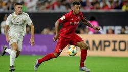 Corentin Tolisso will beim FC Bayern angreifen