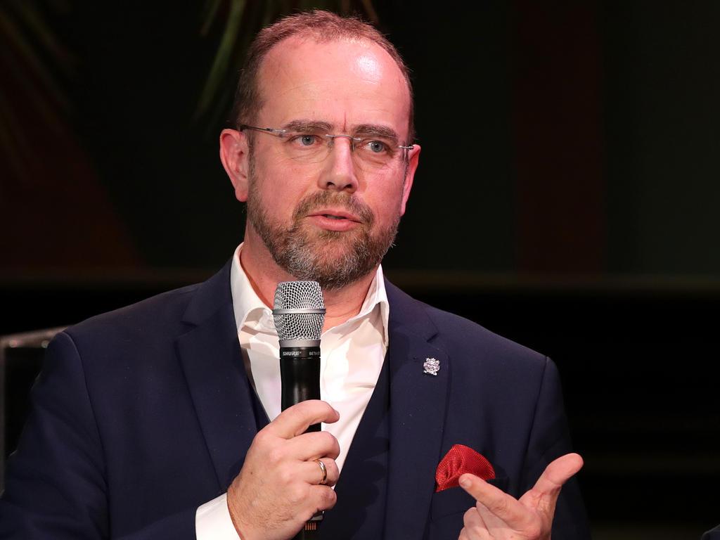 Rapids Präsidentschaftkandidat Martin Bruckner