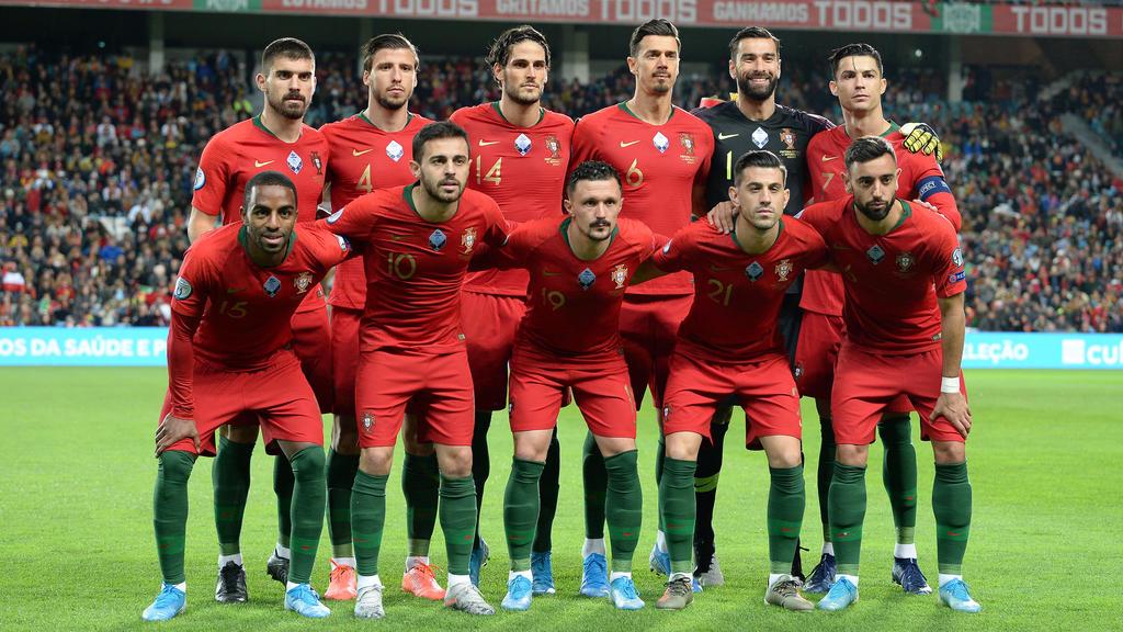Calendrier Portugal Euro 2020.Qualif Euro Acutalites Defending Champions Portugal