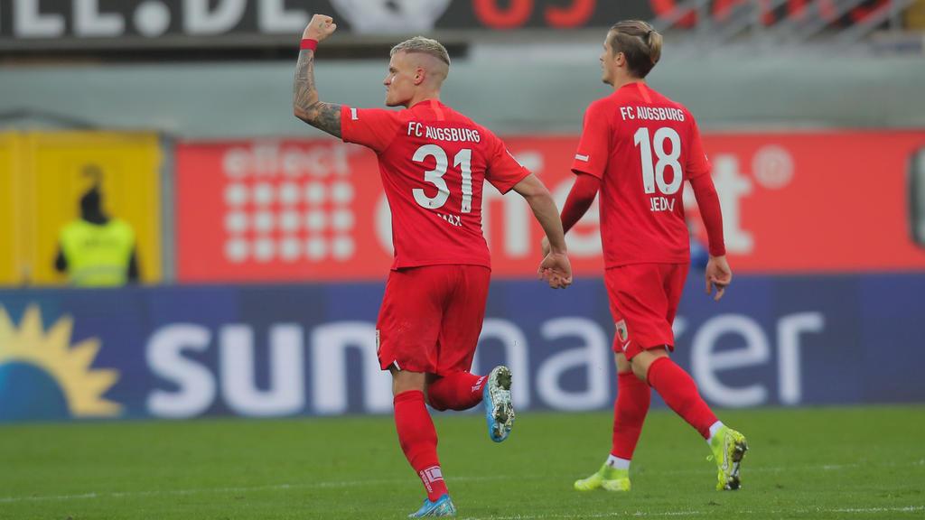 Philipp Max entschied die Partie gegen den SC Paderborn