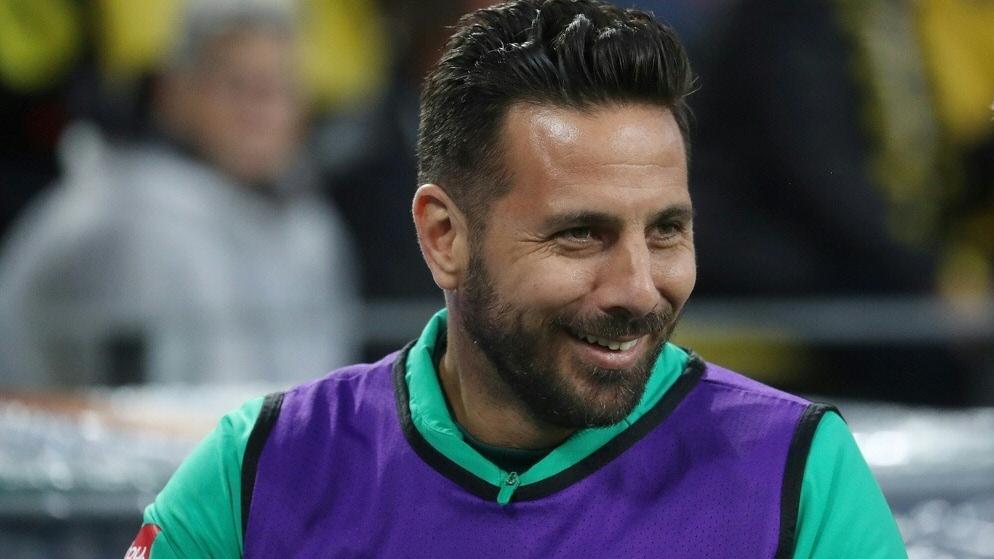 Claudio Pizarro freut sich auf das Wiedersehen mit dem FC Bayern