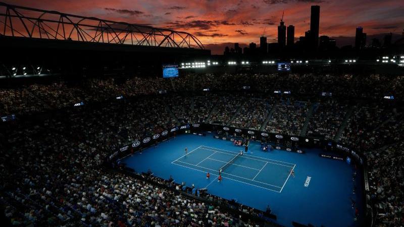 Bei den Australian Open ist keine Verschiebung geplant