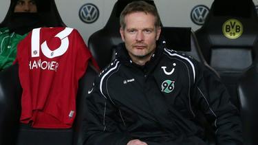 Jörg Sievers verlässt Hannover 96