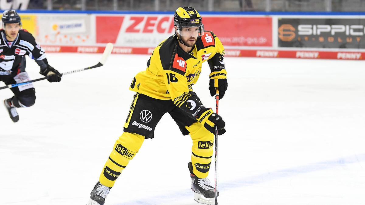 Brett Olson wechselt nach Düsseldorf