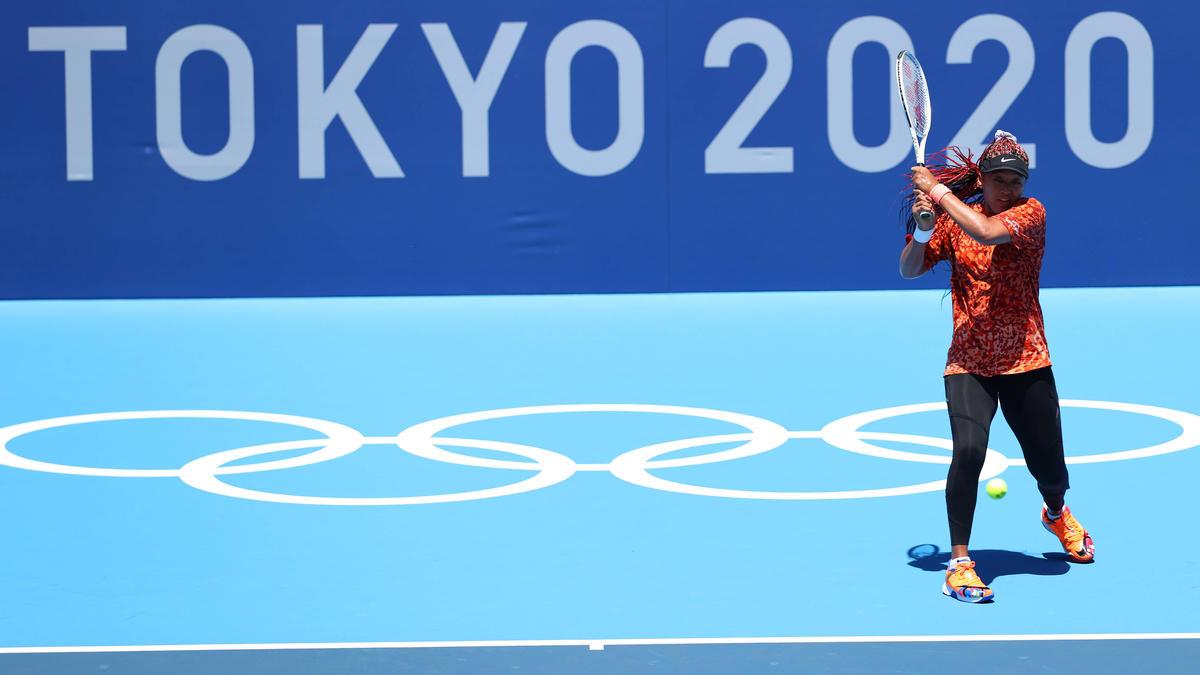 Naomi Osaka ist eines der Gesichter der Spiele