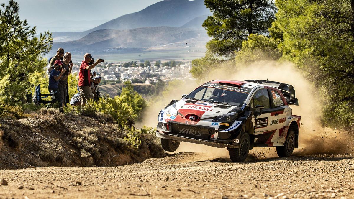 Kalle Rovanperä hat in Griechenland seinen zweiten WRC-Sieg geholt