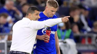 Simon Terodde kann beim FC Schalke 04 spielen