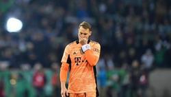 Bayern-Torhüter Manuel Neuer fordert nach der Klatsche in Gladbach eine Reaktion