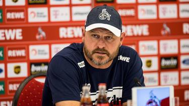 Steffen Baumgart ist Trainer des 1. FC Köln