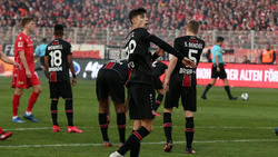Kai Havertz trug sich für Bayer Leverkusen in die Liste der Torschützen ein