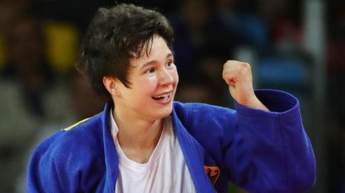 Laura Vargas Koch beendet ihre Judo-Karriere