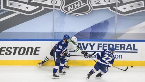 Tampa Bay Lightning und die Dallas Stars bestreiten derzeit das Stanley-Cup-Finale