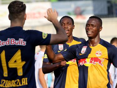 Souveräner Salzburg-Sieg zum Saisonauftakt