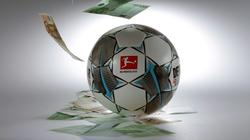 Auch die Bundesliga gab dieses Jahr weniger aus