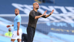 Bittere Niederlage in der Premier League für Pep Guardiola