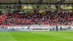 4.500 Union-Fans durften in das Stadion An der Alten Försterei