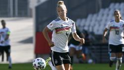 Leonie Maier gehört zu den Rückkehrerinnen im DFB-Team