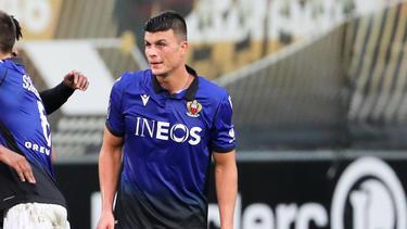 Flavius Daniliuc hat den FC Bayern im Sommer in Richtung Nizza verlassen