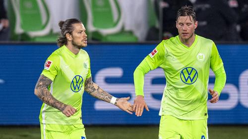 Daniel Ginczek vom VfL Wolfsburg stand wohl beim FC Schalke 04 auf dem Zettel