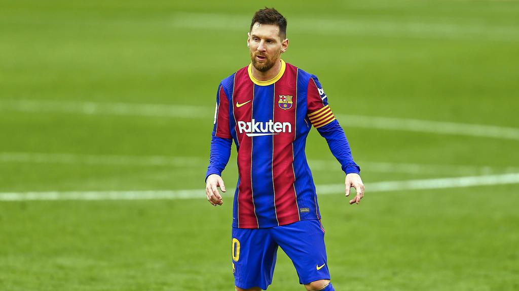 Auch Barcelonas Superstar Lionel Messi hat seine Stimme abgegeben