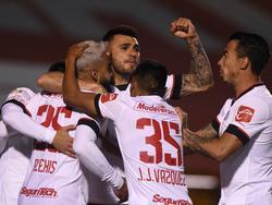 Toluca sacó ventaja de su único gol en el encuentro.