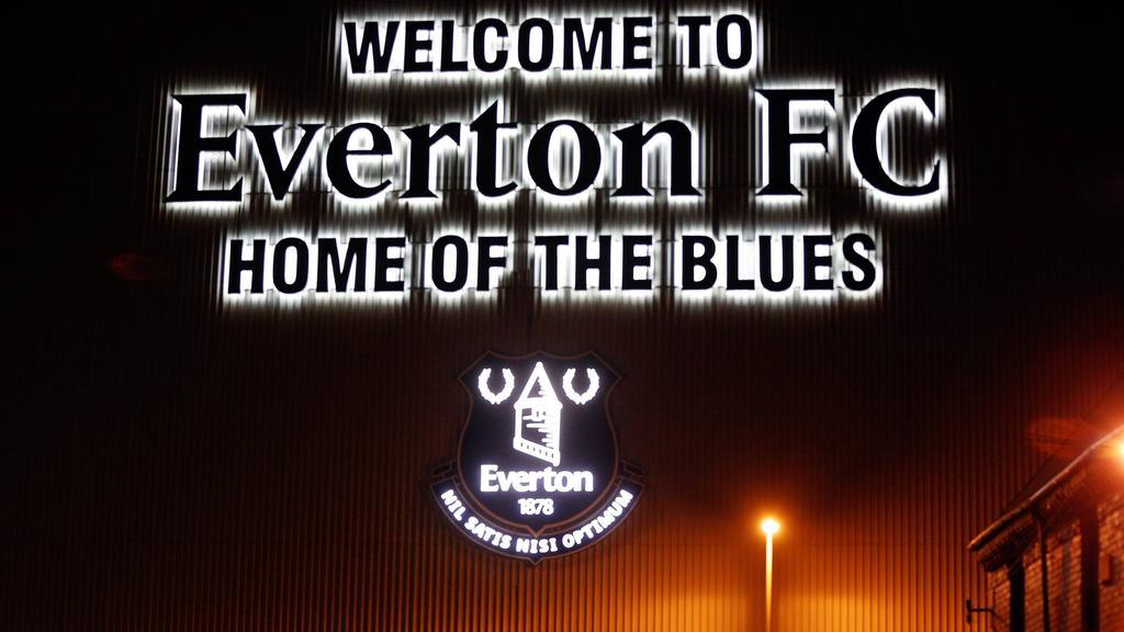 Der FC Everton bekommt ein neues Stadion