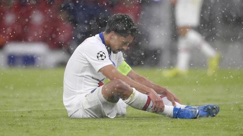 Marquinhos ist gegen den FC Bayern nicht dabei