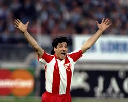 Pancev schießt Roter Stern zum Europapokal