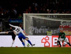 Reus trifft zum 1:0 für Deutschland