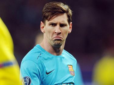 Messi encabeza la lista de los mejores pagados del mundo. (Foto: ProShots)