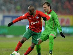 Lassana Diarra, centrocampista francese della Lokomotiv Mosca