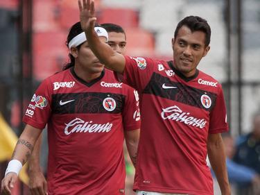Arango (r.) bleibt auch in Mexiko bei Standards gefährlich