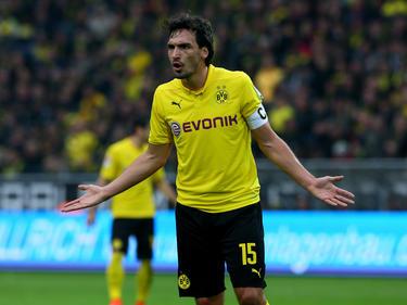 Mats Hummels volverá a vestir de amarillo.