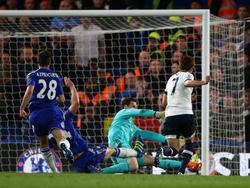 Son trifft gegen Chelsea