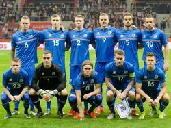 Die Isländer wollen bei der EM weiterhin aufregen