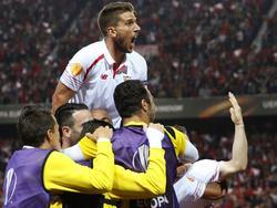 Carriço ha levantado varias Europa League con el Sevilla. (Foto: Getty)