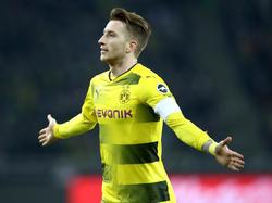 Marco Reus ist zur Zeit beim BVB nicht wegzudenken
