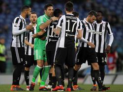 Juventus will in Wembley auftrumpfen