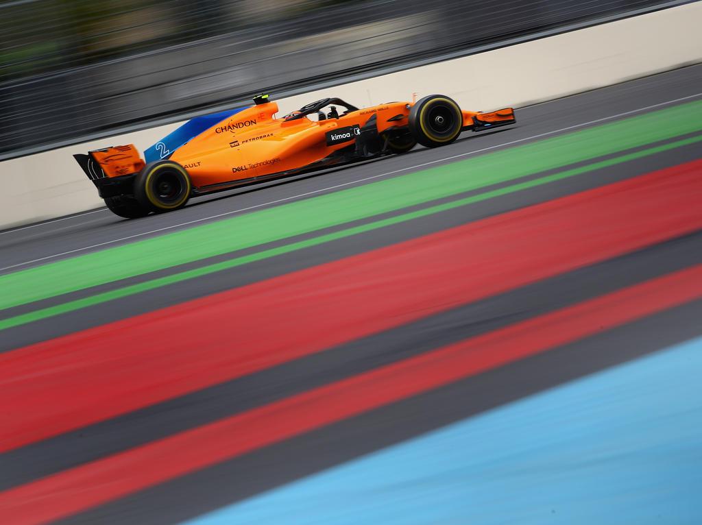 Stoffel Vandoorne und Fernando Alonso wollen endlich ins Q3