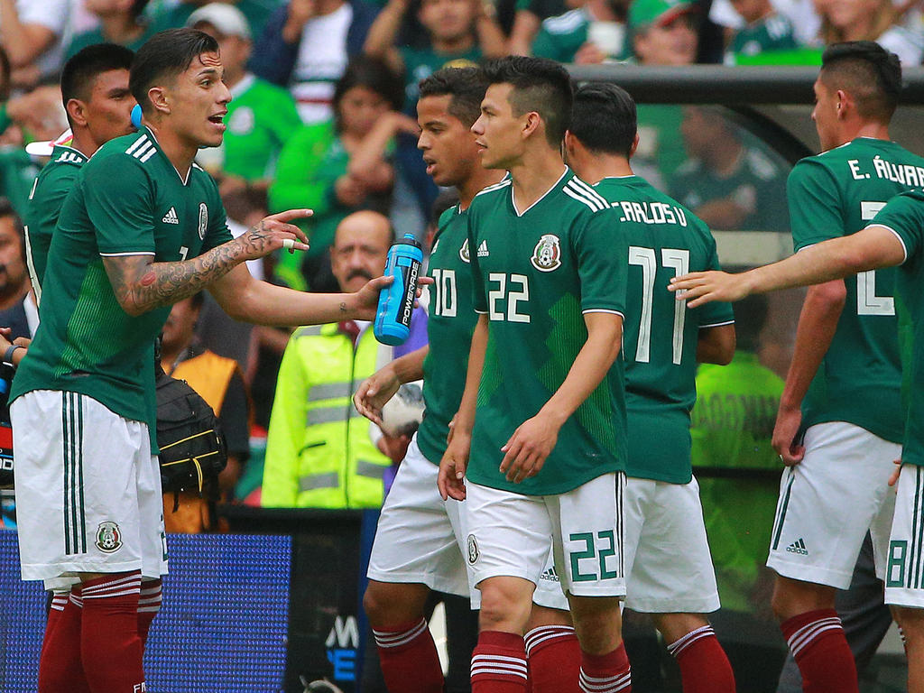 Mexiko trifft in der WM-Vorrunde unter anderem auf Deutschland