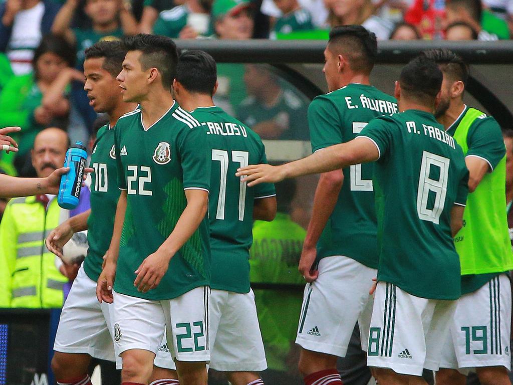 Mexikos Fußballer sorgen vor der WM für Schlagzeilen