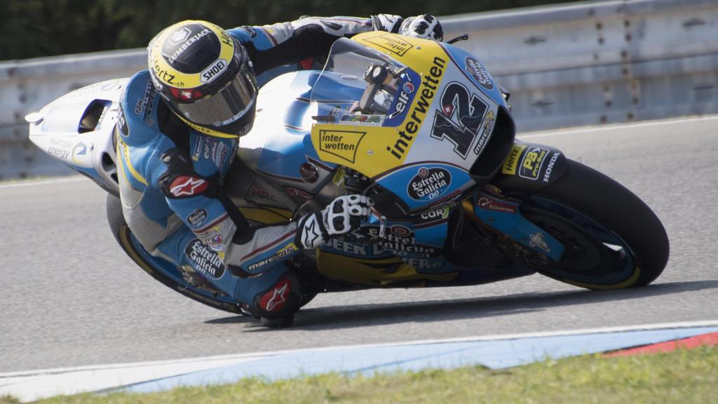 Rückkehr in die Moto2: Thomas Lüthi verabschiedet sich aus der MotoGP