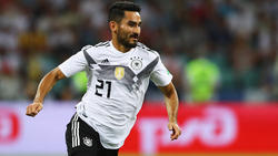 Ilkay Gundogan no podrá estar con Alemania en esta convocatoria. (Foto: Getty)