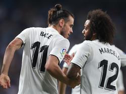 Bale und Marcelo