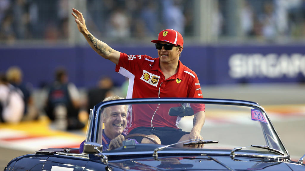 Ist Räikkönen der Heilsbringer für Sauber?